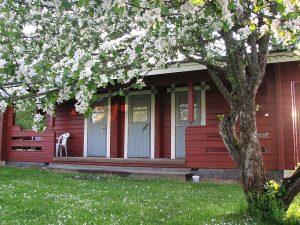 lomarakennus garden house huone room