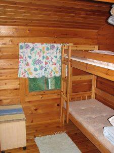 mokki-cottage-1-makuuhuone-bedroom