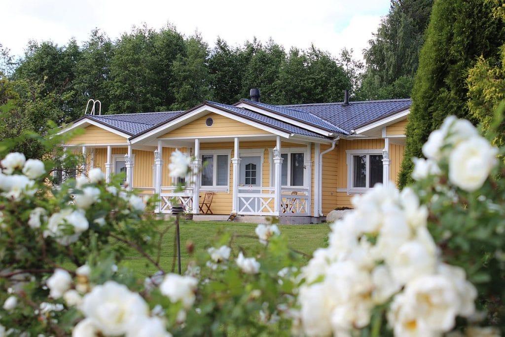 uusi vierastalo new guesthouse