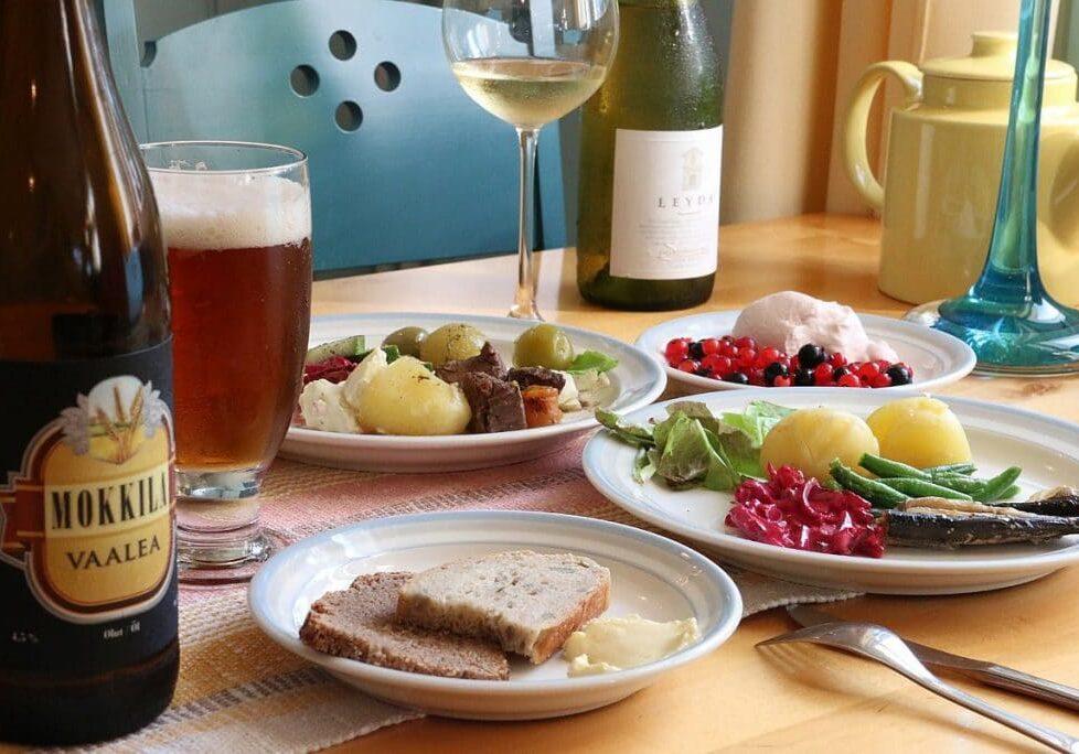 lomamokkila-ruoka-food-olut-beer